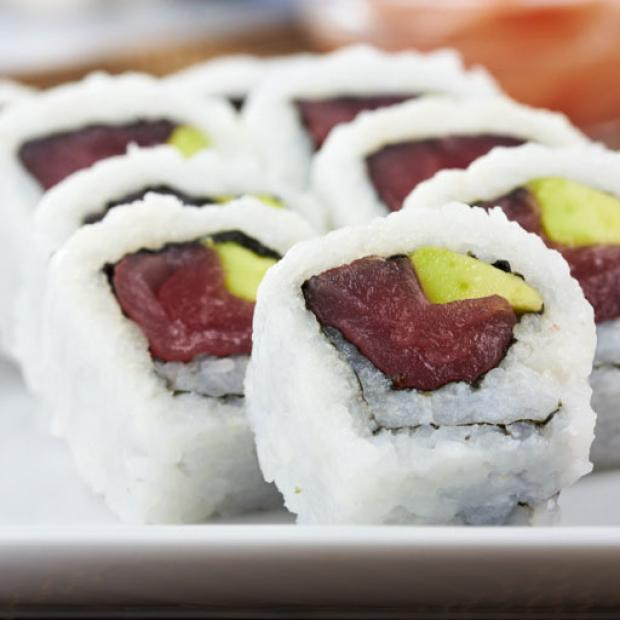 receta Spacytuna